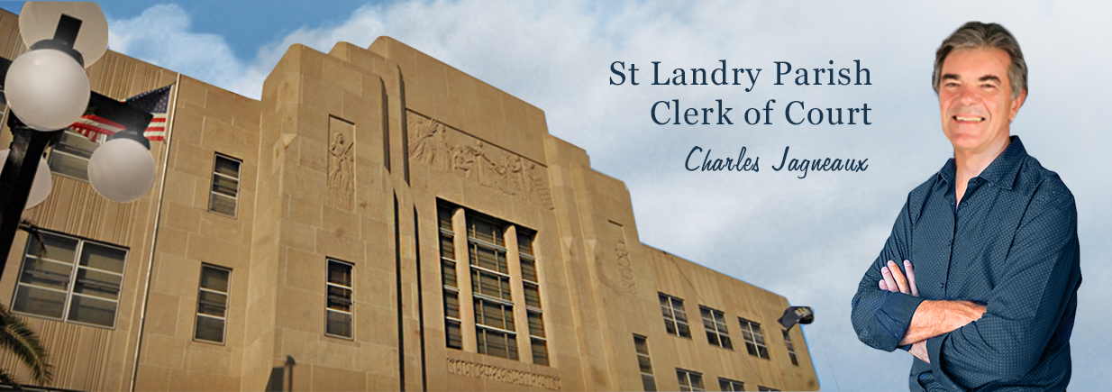 St Landry Clerk of Court